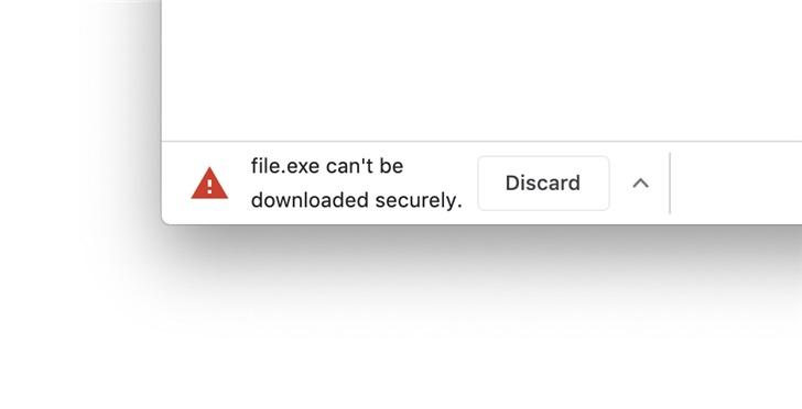 Chrome逐步拦截不安全的非HTTPS下载
