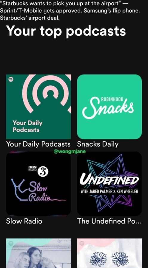 Spotify正改进Car View切换播放列表功能