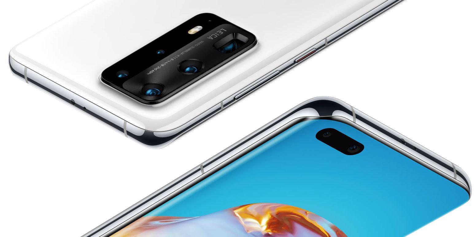 华为发布具有业界领先相机功能的新型P40系列智能手机1