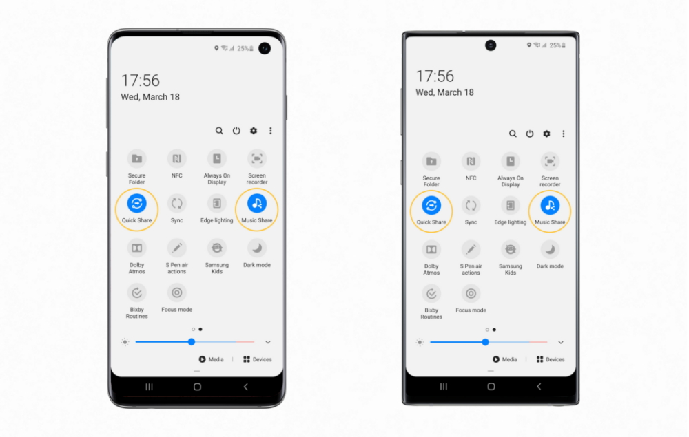 OneUI 2.1更新为Samsung Galaxy S10和Note10(changelog)带来了一些很棒的Galaxy S20功能6