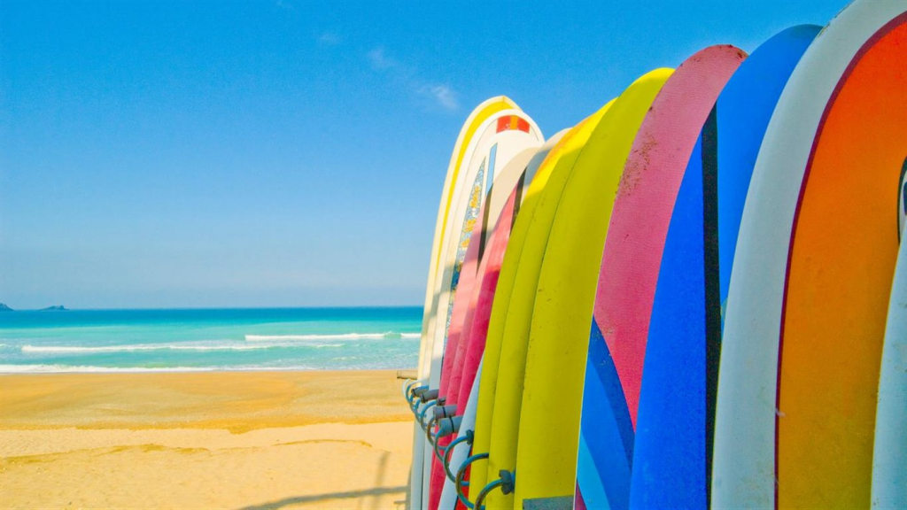 微软发布冲浪板(Surfboards PREMIUM)4K壁纸包