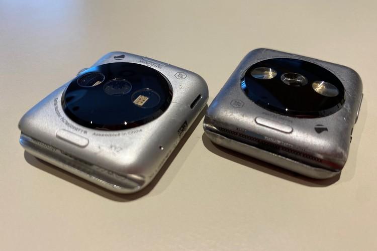 收藏者曝光第一代Apple Watch原型机