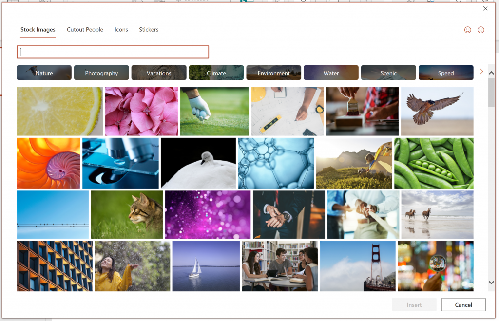 Microsoft为Windows用户为Office带来了8,000套免版税图片和图标1