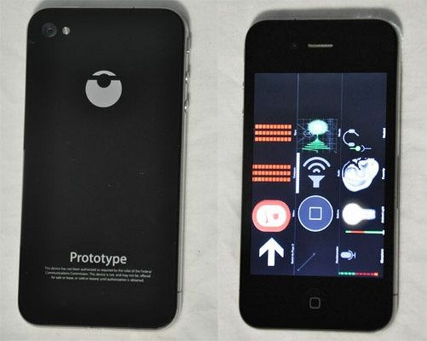 原型iPhone