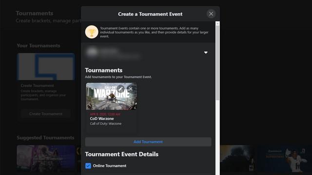 facebook游戏锦标赛