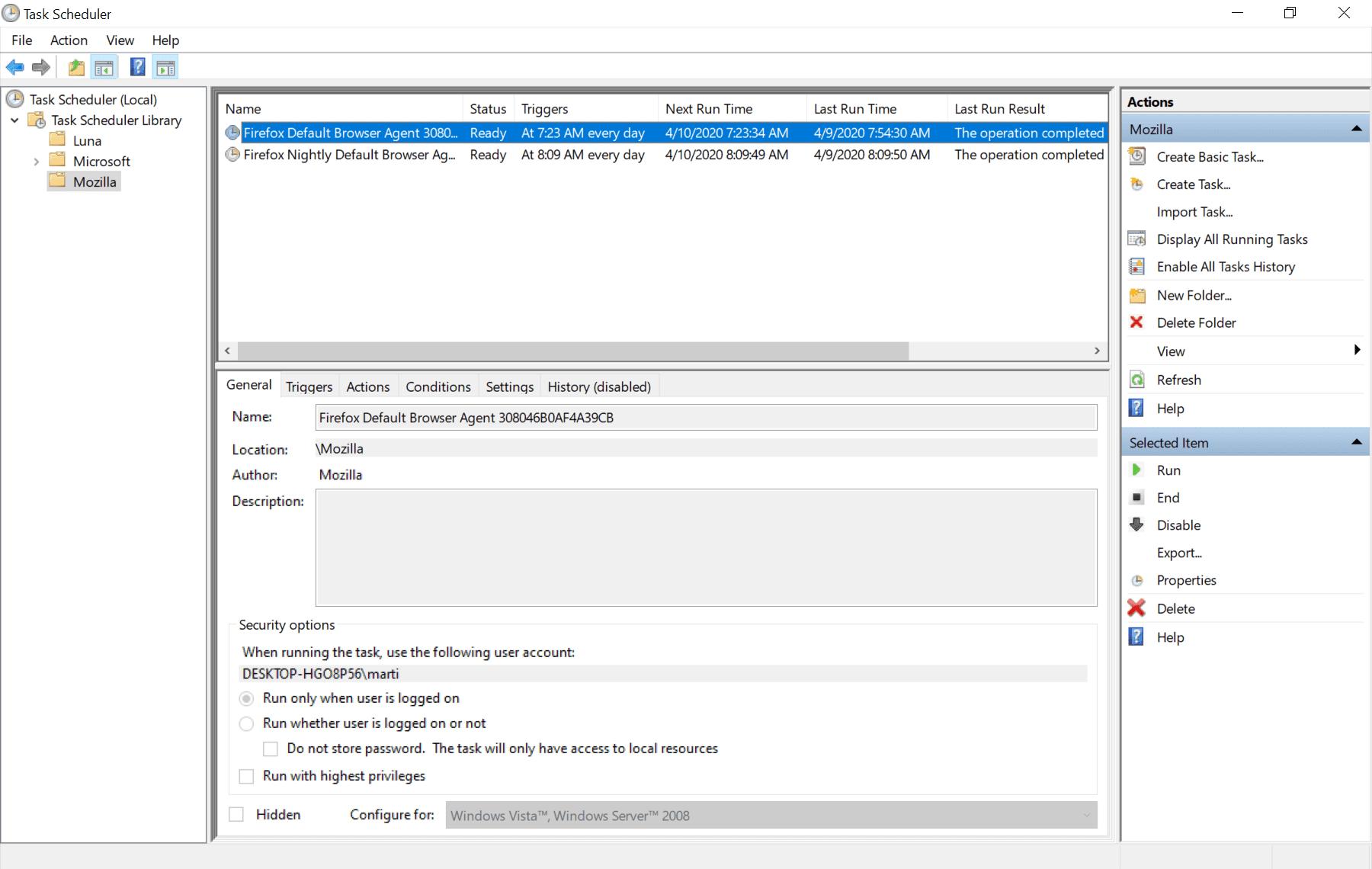 firefox默认浏览器代理