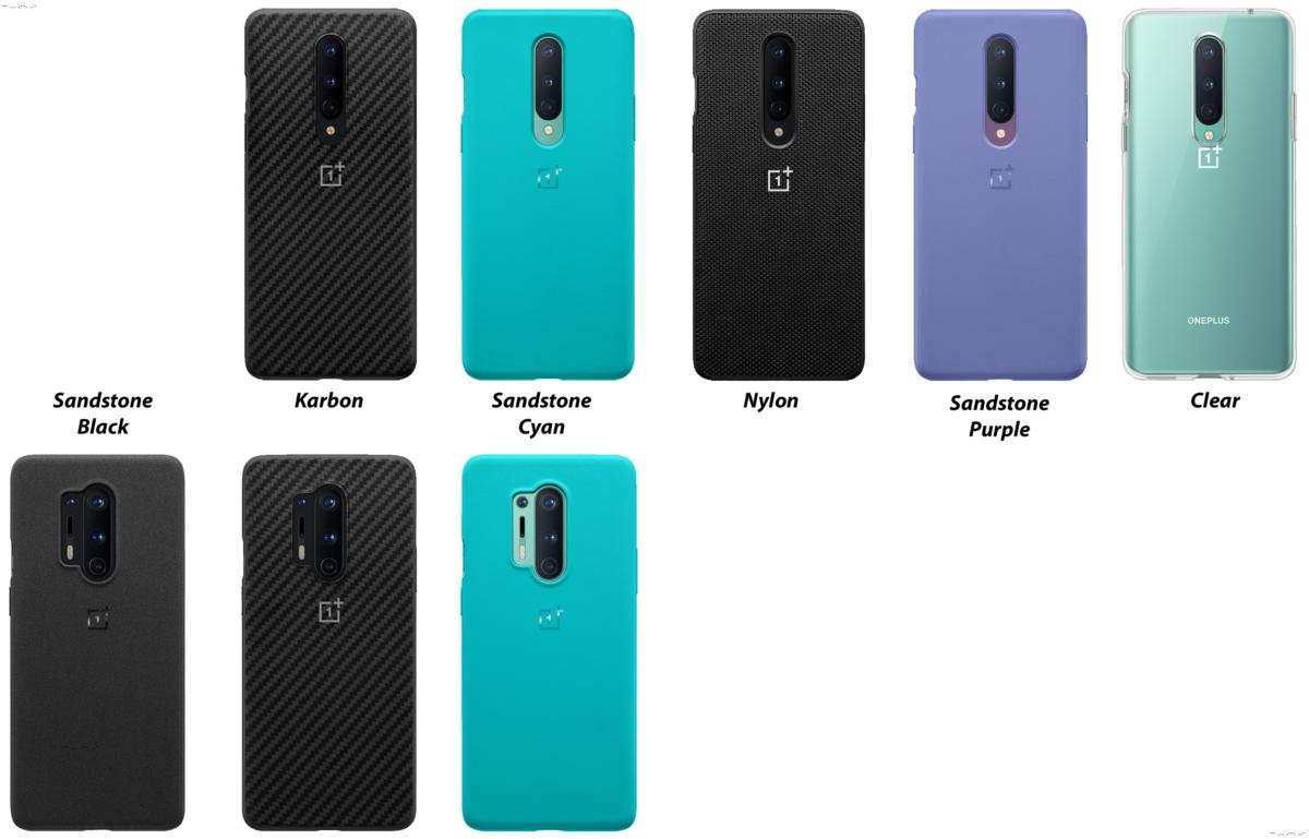 OnePlus 8和8 Pro机壳在线泄漏,确认8 Pro 1的四摄像头设置