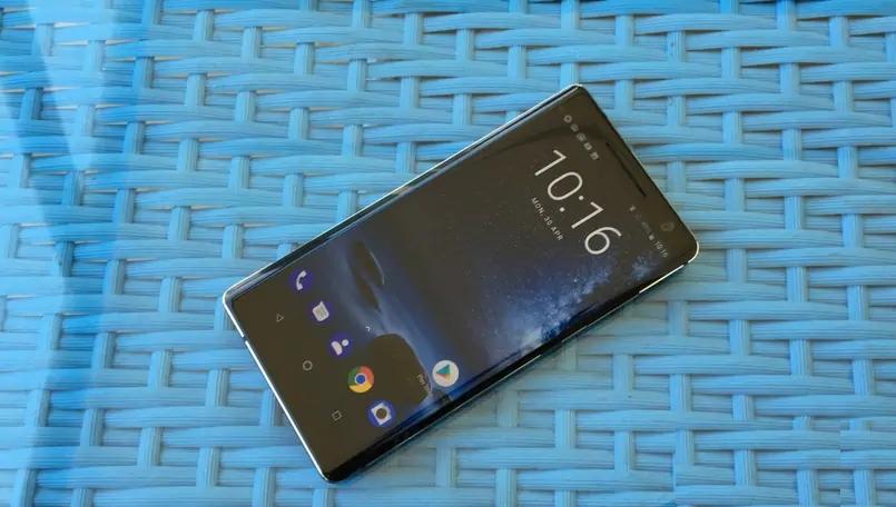 诺基亚8 Sirocco迎来Android 10更新