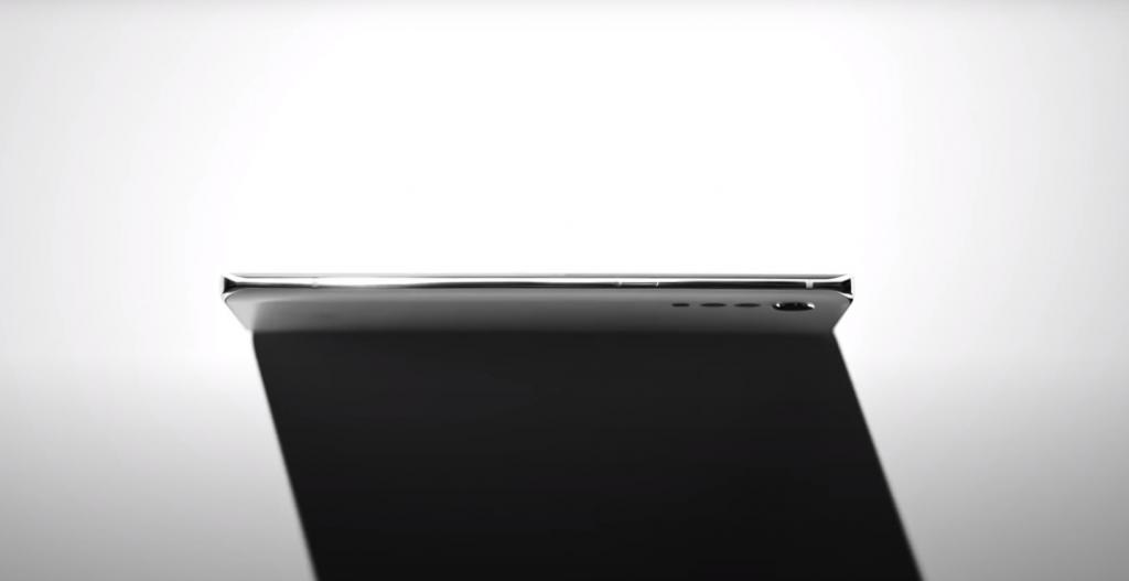 LG晒出新机LG Velvet:雨滴形相机+对称边缘设计