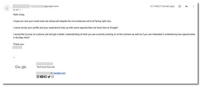 """Killed by Google""网站创办人被谷歌看中,不过他拒绝了"