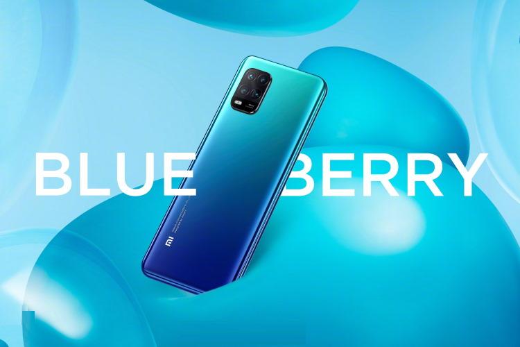 mi 10青年版-蓝色