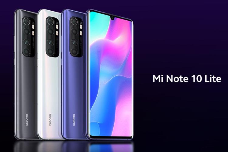 小米Note 10 Lite将于4月30日发布:主摄6400万(直播地址)