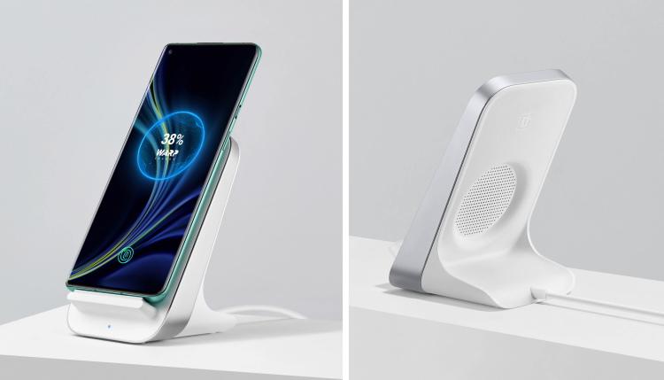 oneplus无线充电底座-带风扇