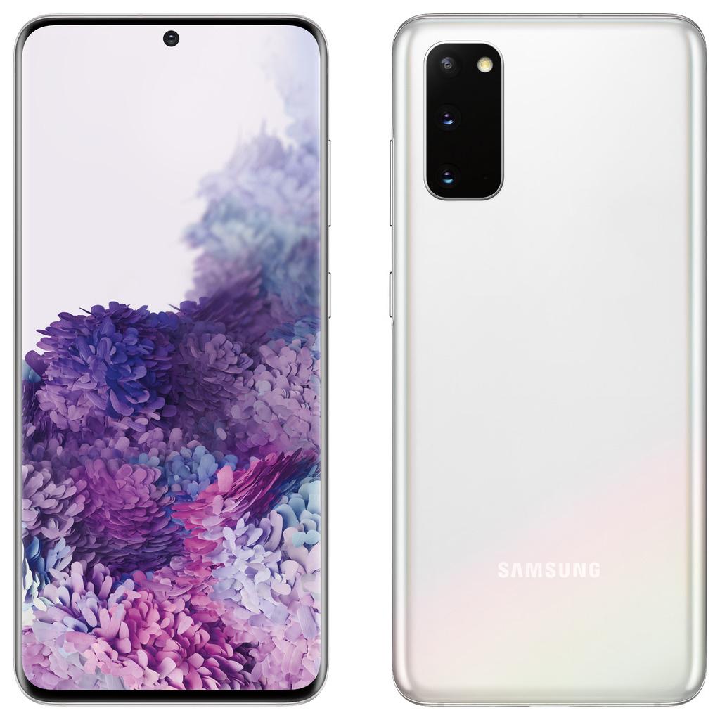 三星为Verizon 1的三星Galaxy S20 5G系列增加了新的颜色