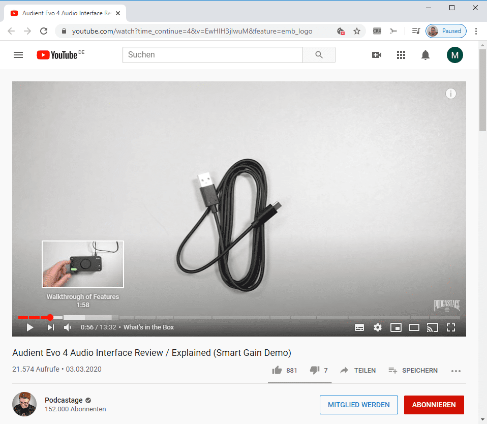 "YouTube正在测试""章节""功能"