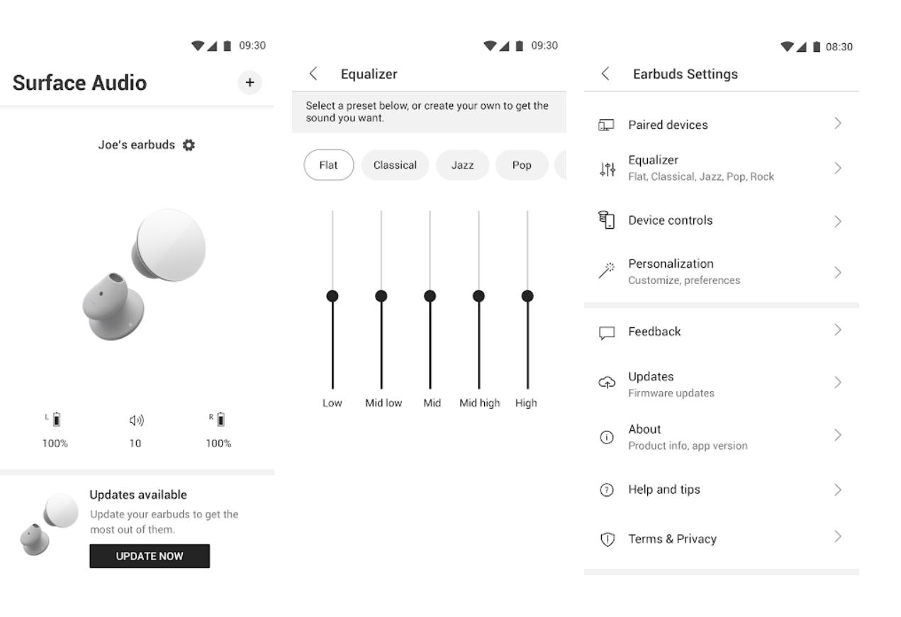 微软发布Surface Audio应用:管理你的Surface耳机(下载)