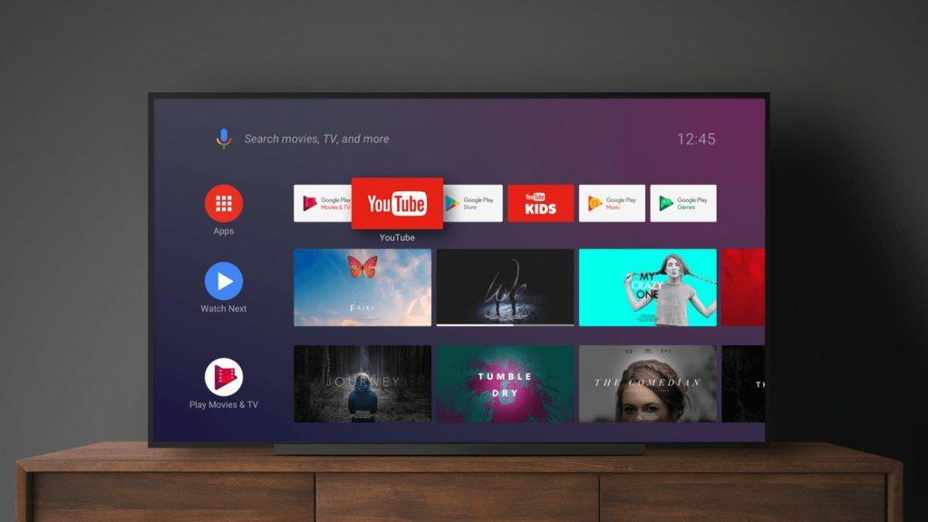 边找电影边听歌,Android TV迎来音乐后台播放功能