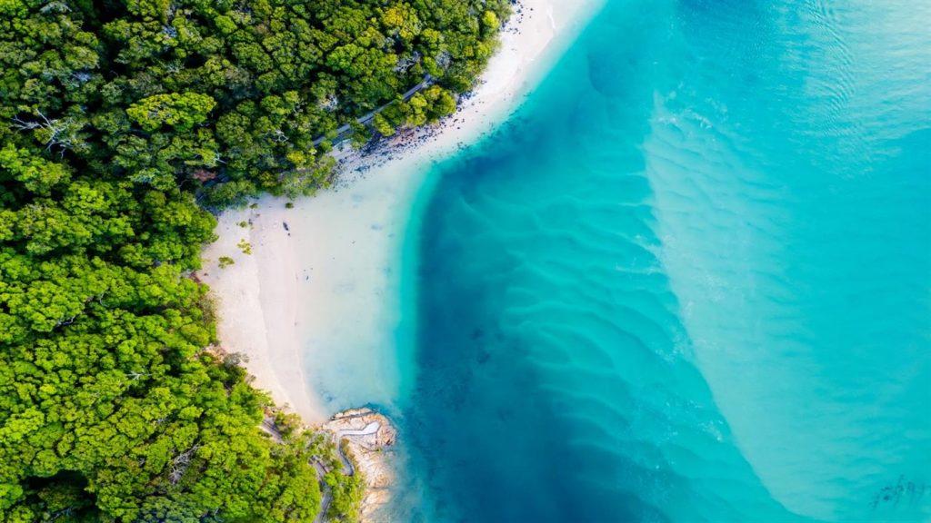 微软发布World Oceans Day(世界海洋日)4K壁纸包