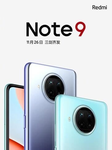 联想微博叫板Redmi Note 9,乐檬将复活?