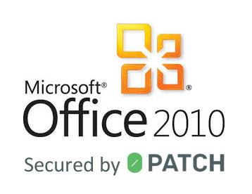 Office 2010安全修补程序