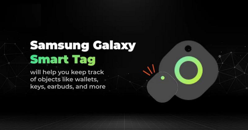 三星防丢追踪器Galaxy Smart Tag再次曝光