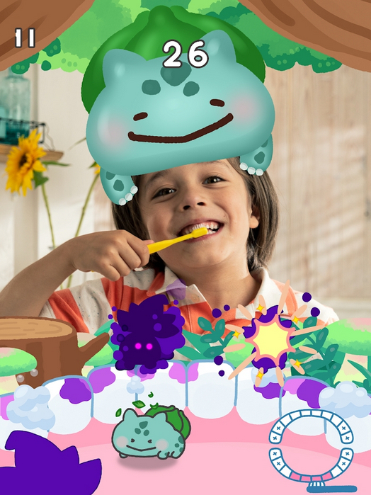 [APK] Pokémon Smile:帮宝宝爱上刷牙,获多个媒体推荐