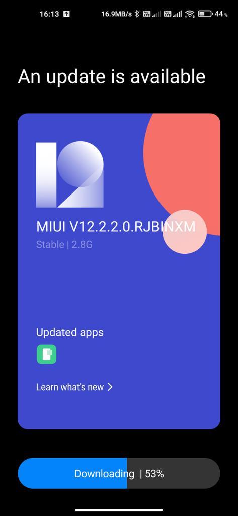 [海外] 小米10印度用户迎来MIUI 12稳定版