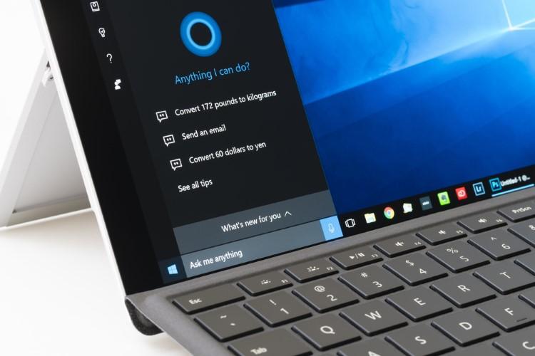 微软测试Cortana新功能:用语音查找文件
