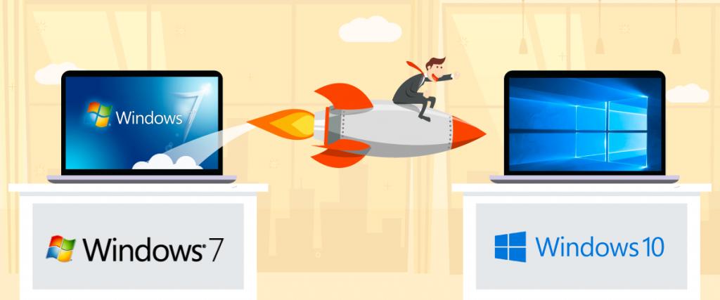 Win 7/8.1用户仍可免费升级到Windows 10