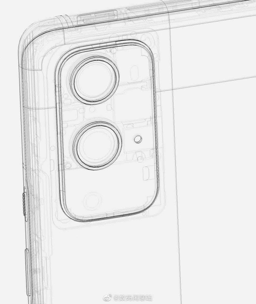 一加9 Pro原型设计图曝光:前后双曲面