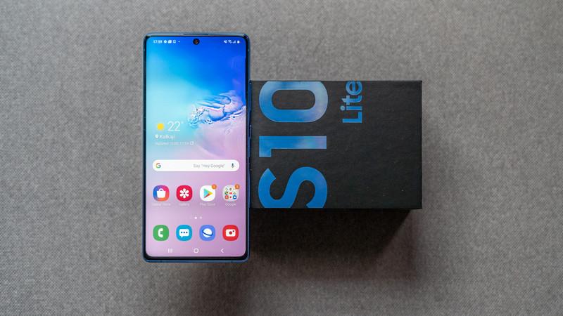 三星为Galaxy S10 Lite推送One UI 3.0