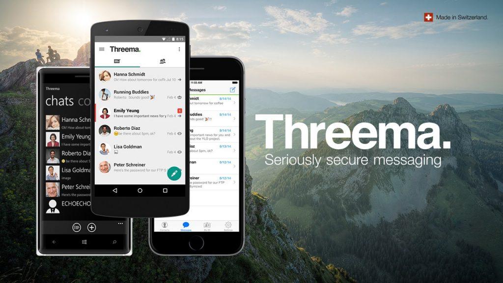 加密聊天应用Threema宣布开源