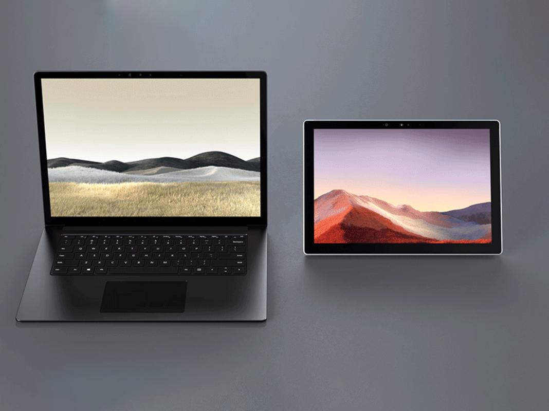 微软或在2021年初发布Surface Pro 8和Surface Laptop 4