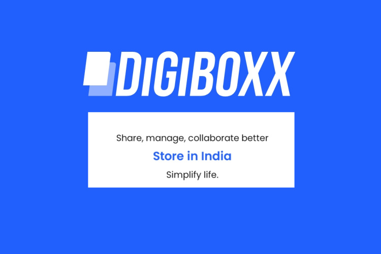 DigiBoxx:刚刚上线的印度本土网盘服务