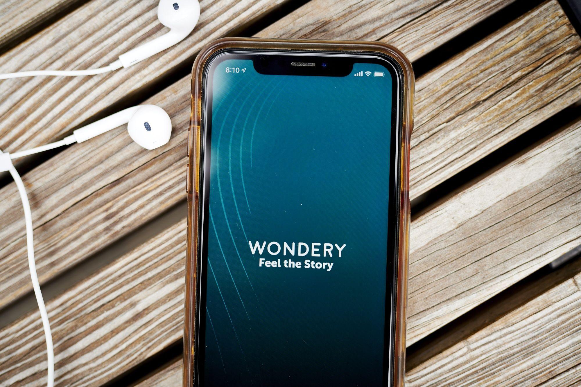 亚马逊有意收购播客平台Wondery