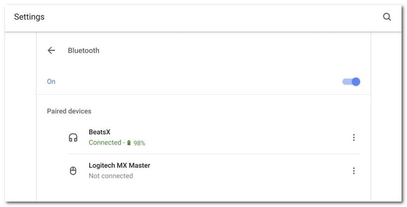 谷歌发布Chrome OS 87.0.4280.88:标签搜索、蓝牙电量和新壁纸