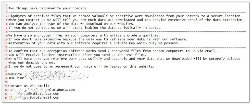 家电巨头惠而浦遭勒索软件攻击:数据被泄露