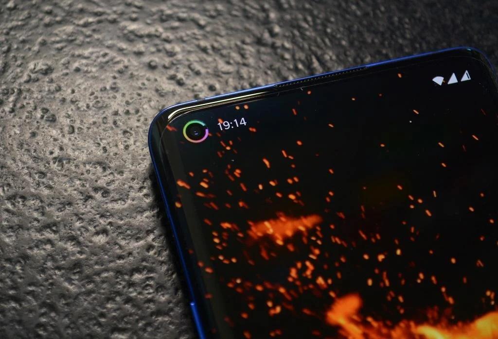 [APK] Energy Ring:为打孔屏手机设计的电量指示App