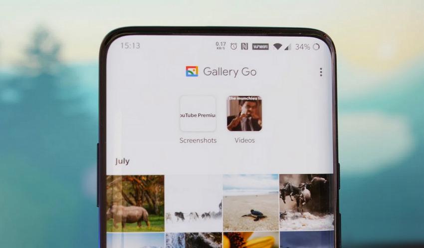 [APK] 谷歌Gallery Go下载破5000万:轻量级相册应用