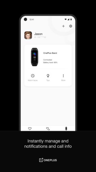 """[APK]一加智能手环App""""一加健康""""上架"""