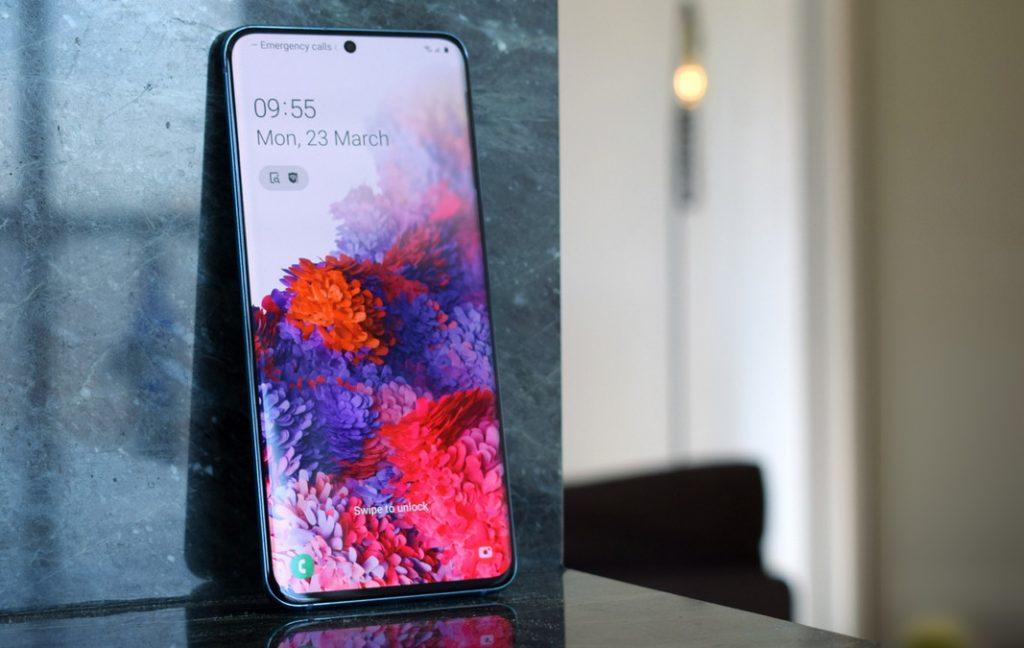 三星Galaxy S20系列推送2月份Android安全补丁
