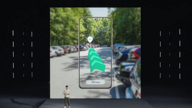 借助DigitalKey,用户可将三星Galaxy S21当汽车钥匙开车门