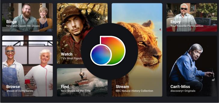 探索的新流媒体服务今天开始,在这里您可以找到它