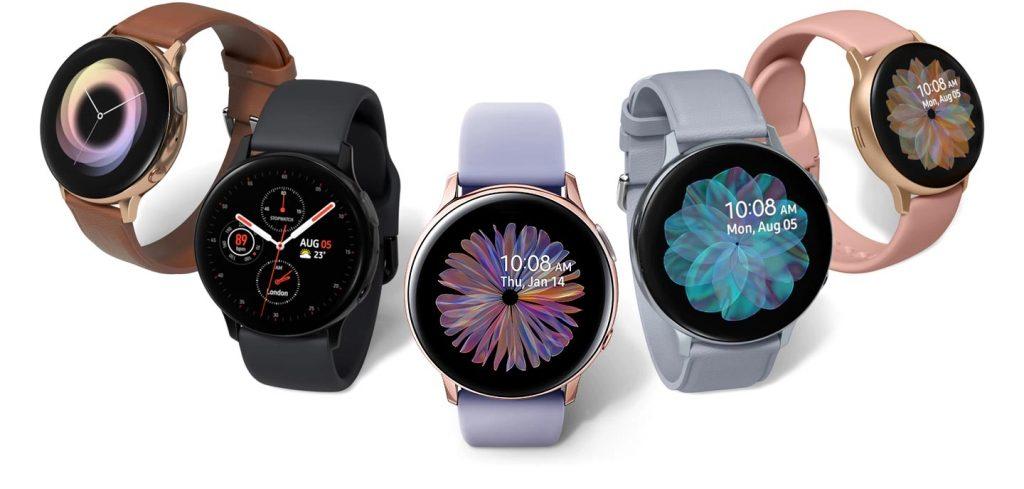 三星Galaxy Watch Active2迎来首个系统更新