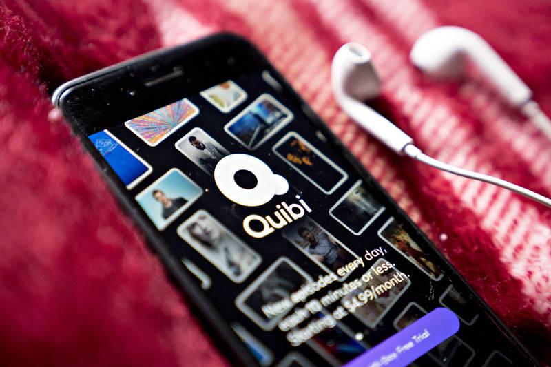 短视频应用Quibi或将出售内容版权给Roku