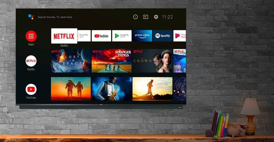 TCL将为欧洲部分电视型号提供Android 11升级