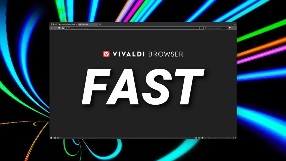 "Vivaldi 3.7 发布:""标签页打开速度快了2倍"""