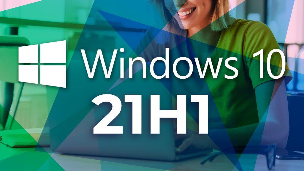 [下载] 微软更新Windows 10 21H1 预览版ISO镜像