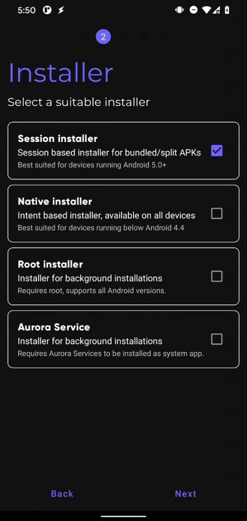 第三方安卓应用商店Aurora Store发布重大更新