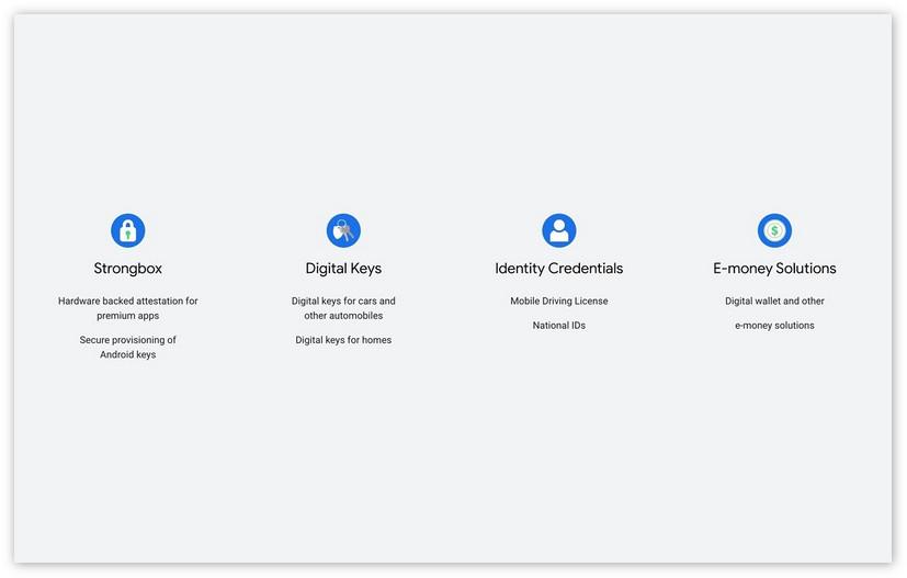 谷歌组建Android Ready SE联盟:手机将可用作钥匙